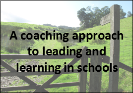 coaching in education coaching approach to leading and learning in schools