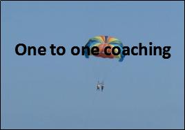 coaching in education one to one coaching