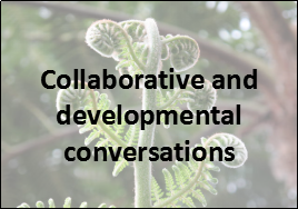 coaching in education collaborative and developmental conversations programmes